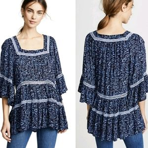 New FREE PEOPLE Talk About It Tunic size S